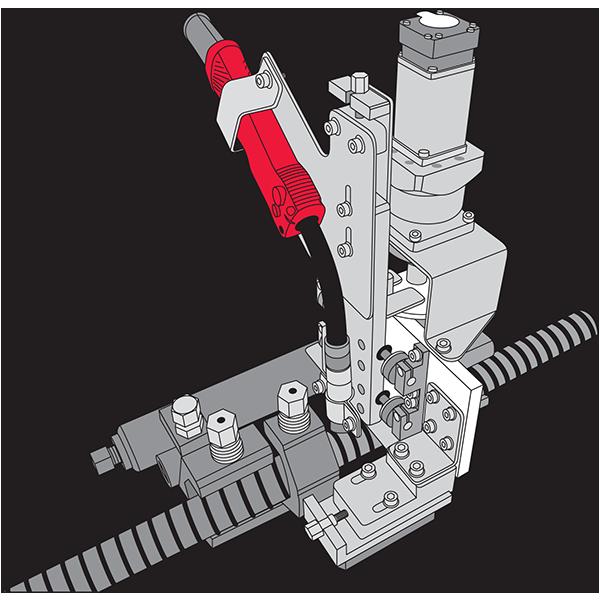 Mini自動溶接機