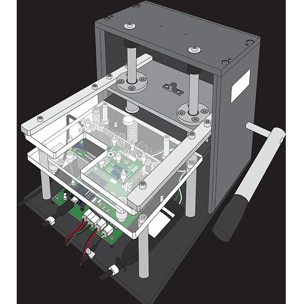 ファームウェア基板検査機