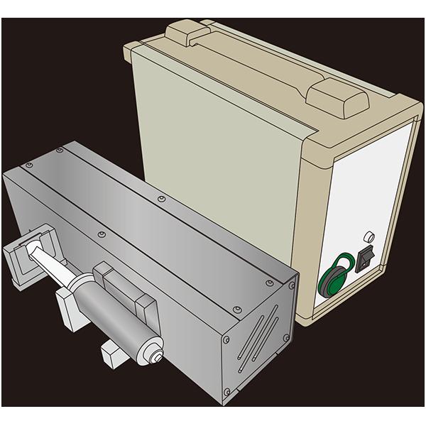 miniシリンジポンプユニット