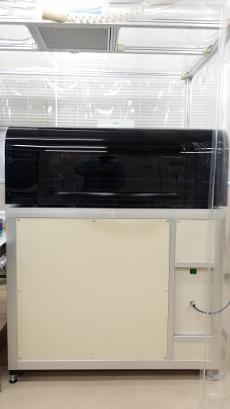 樹脂の立体積層装置(3Dプリンター)